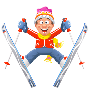 ski boy