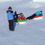 Snow tubing 6