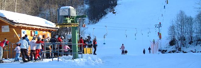 skilift mogno